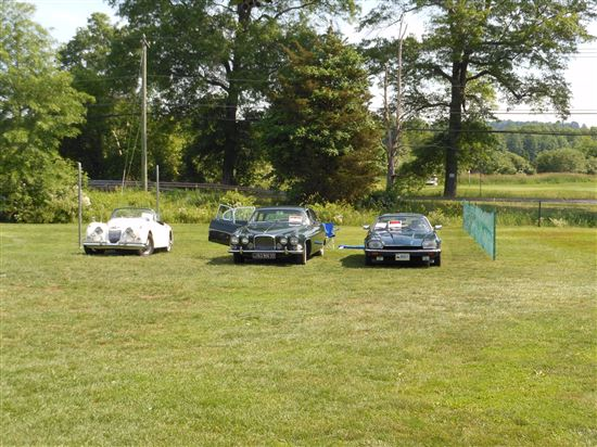 Our 2015 annual Concours d'Elegance held at Lyman Orchards, Middlefield, on Sunday, June 8th.