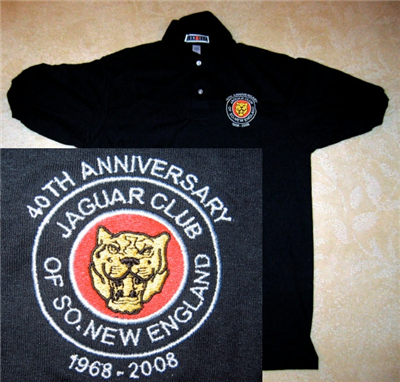 40th Anniversary Polo Shirt