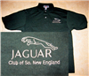 Jaguar Leaper Polo Shirt - click to view details