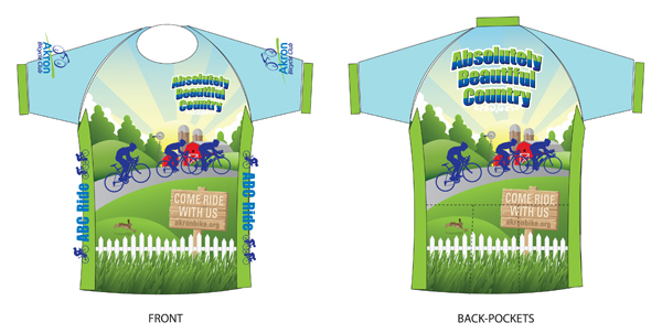 ABC Ride Jersey