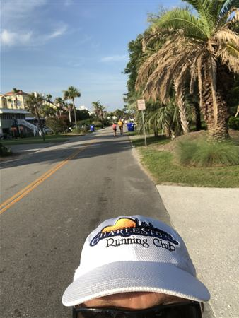 Photos from our run on IOP to The Dinghy