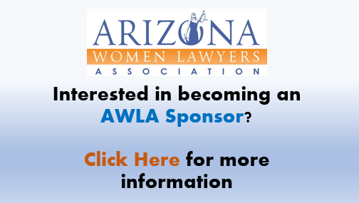 Become an AWLA Sponsor Today!