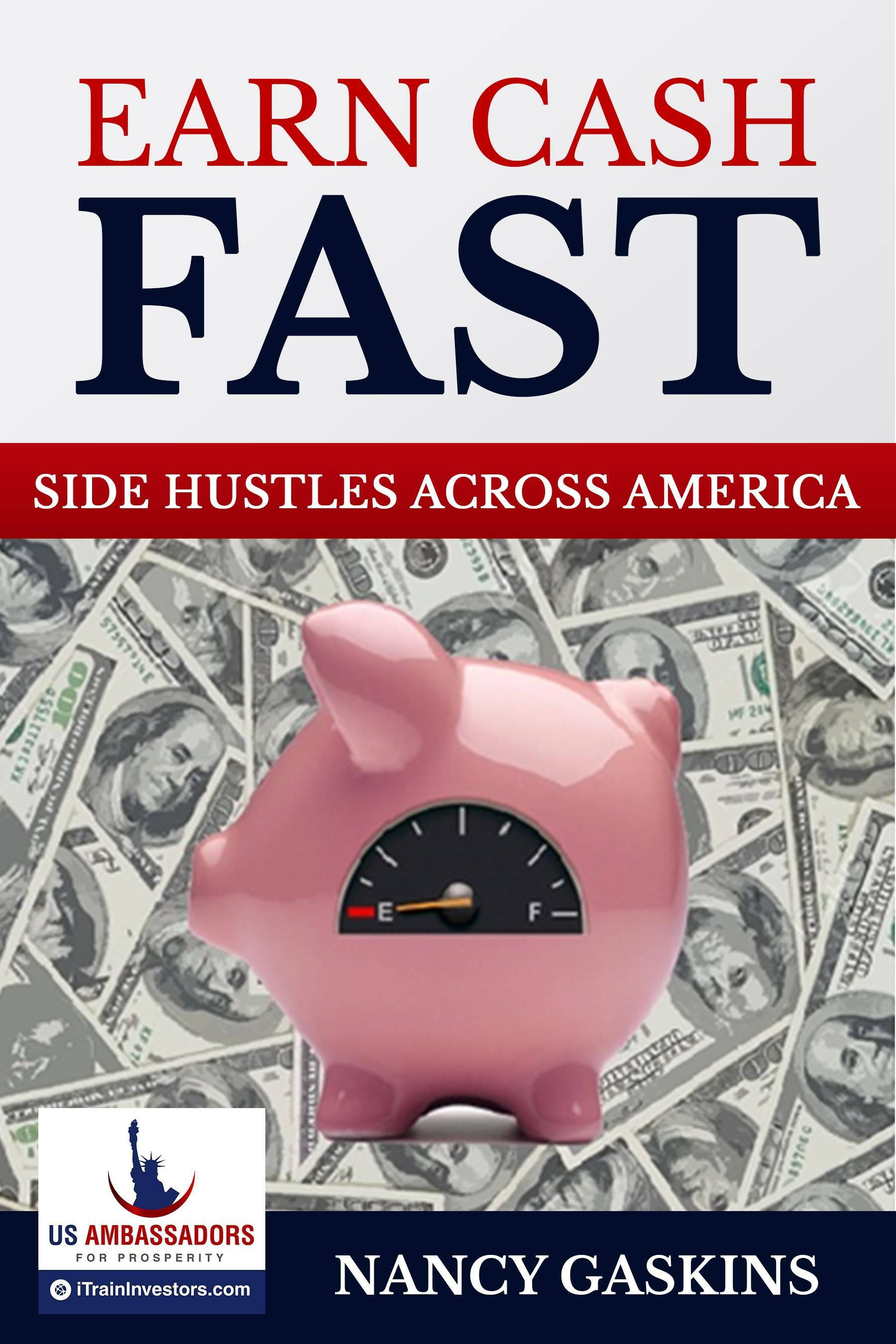Earn Cash Fast Book Cover