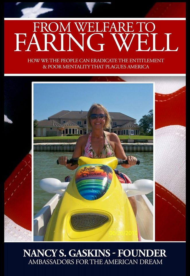 Welfare to Faring Well book cover draft