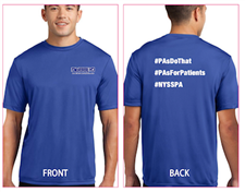 NYSSPA DryFit Shirts   - click to view details
