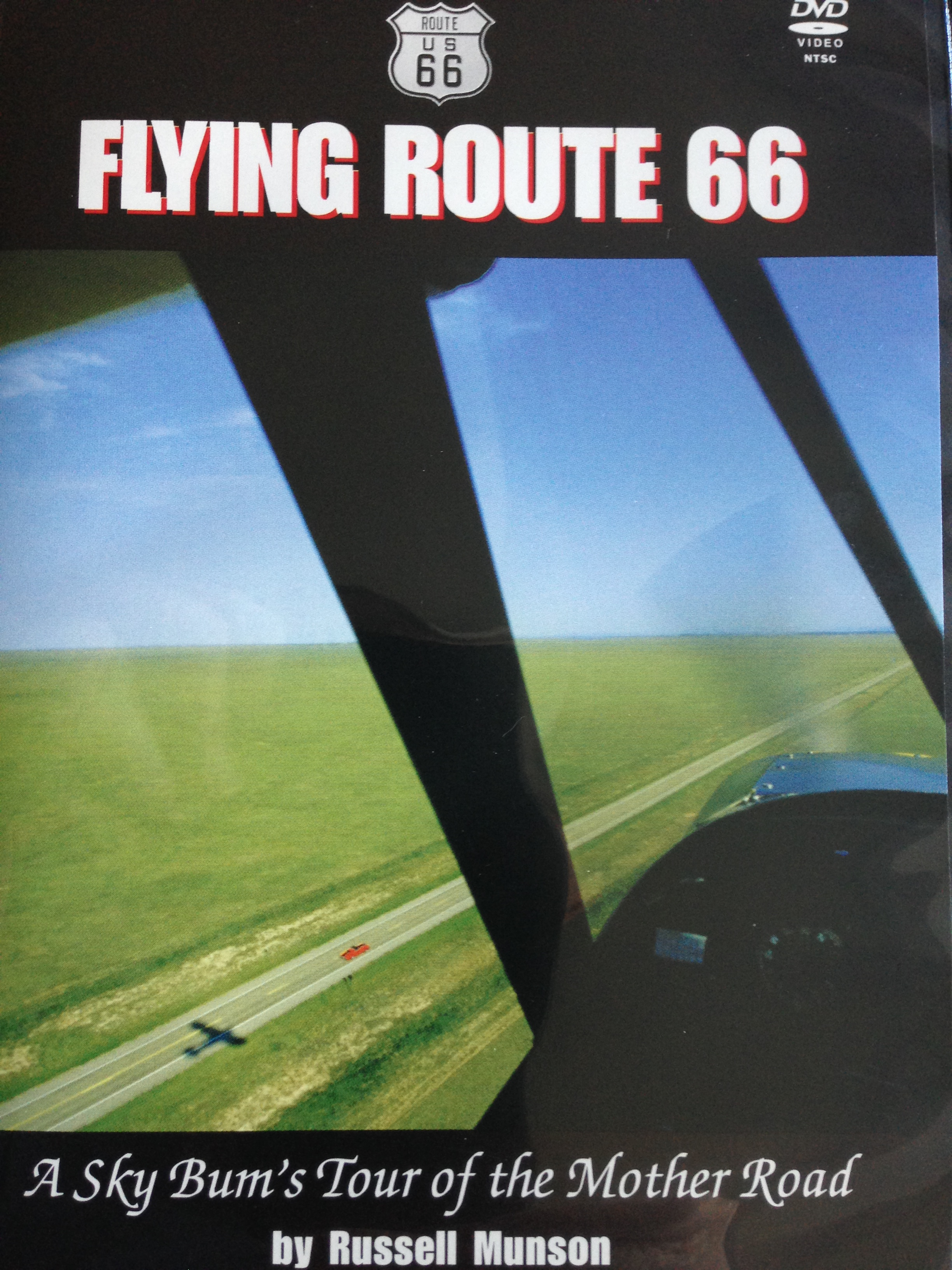 Route 66 by Air