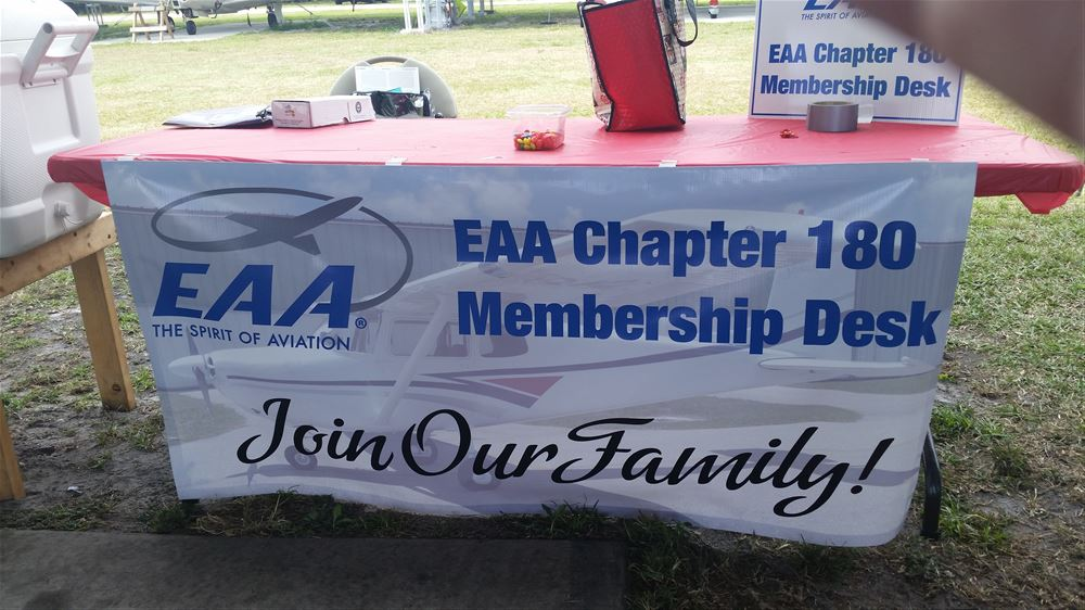 4-1-17 EAA180 Cookout - Fly-In