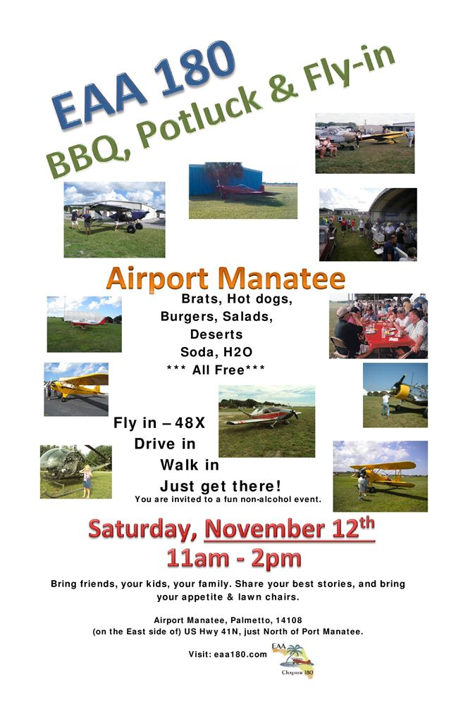EAA180 11-12-16 Cookout