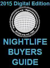 Nightlife Buyers Guide & Equipment Supplies