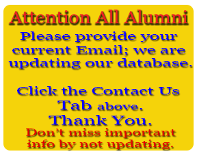 AttentionAll Alumni Announcement-Email Update Request