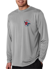 Men's long sleeve performance T-shirt - click to view details