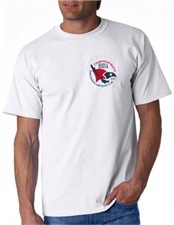 White Cotton T-Shirt - click to view details