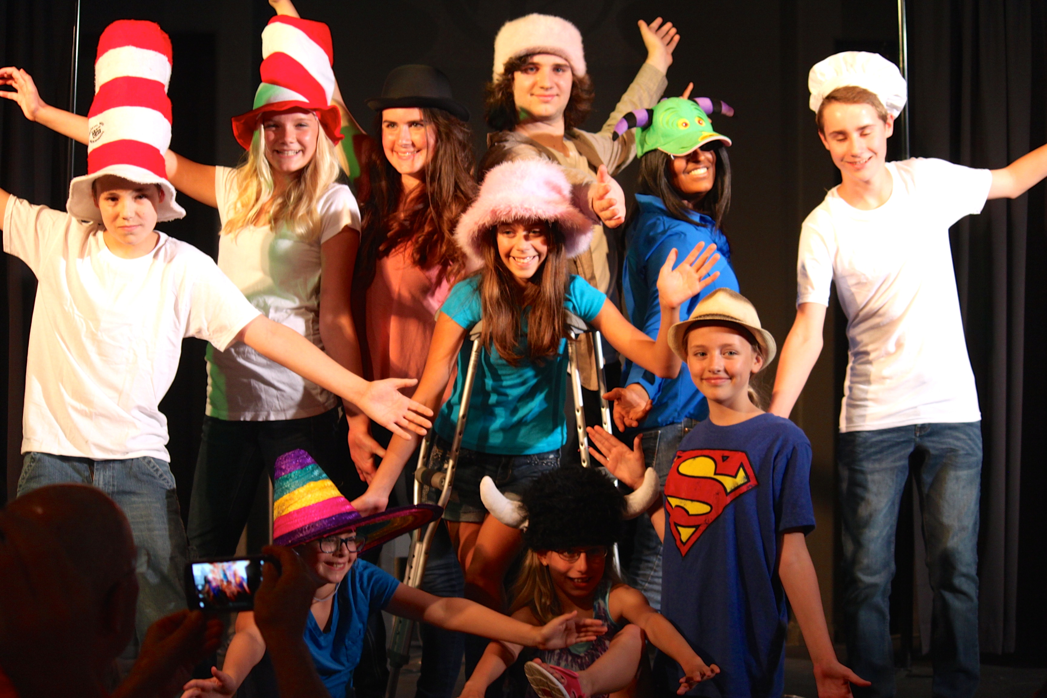 Musical Theatre Workshop Photo