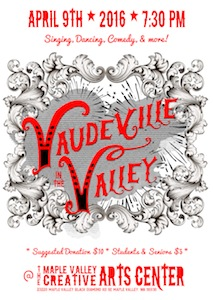 Vaudeville in the Valley