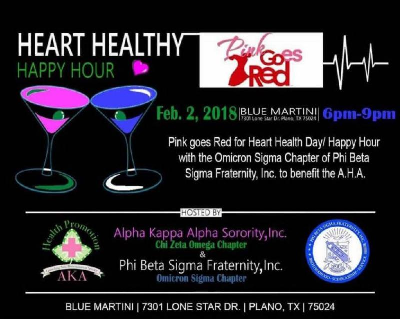 2018 Heart Healthy Happy Hour