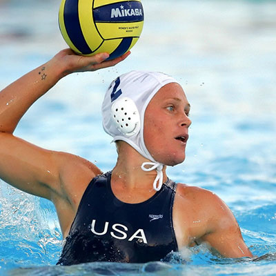 Heather Petri, Water Polo