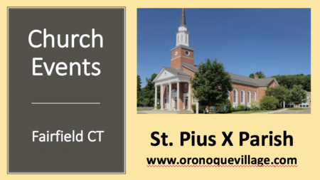St Pius Church Workshops