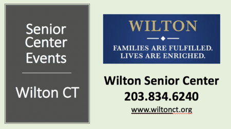 Wilton CT Senior Ctr Event Phot Album