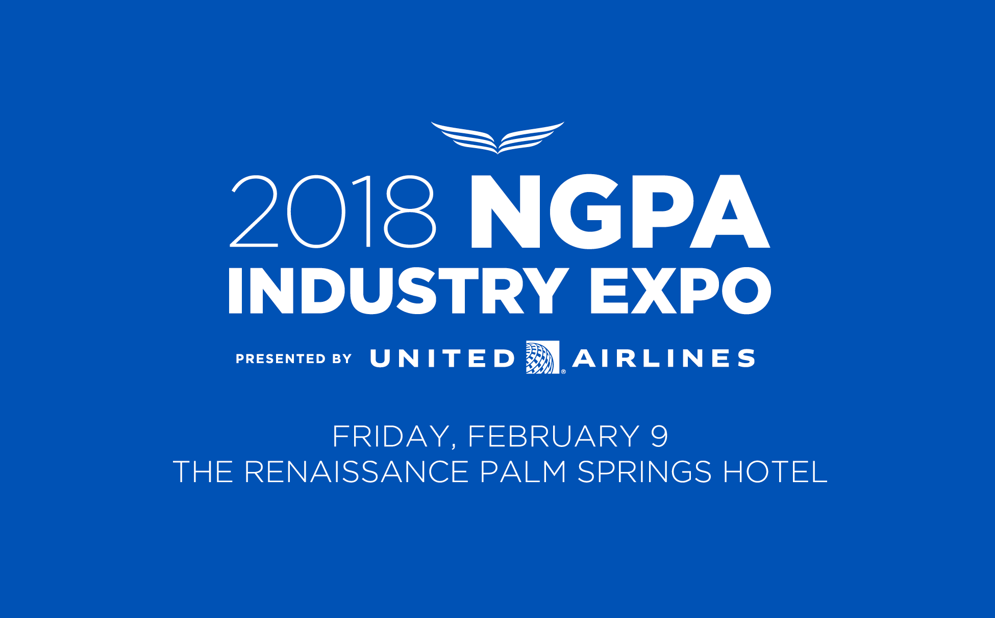 2018 Industry Expo logo