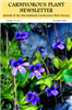 Carnivorous Plant Newsletter - printed back issues - click to view details