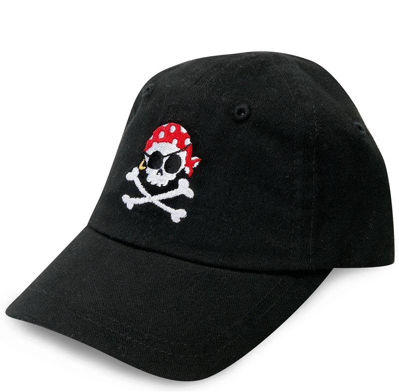 Pirate baseball hat