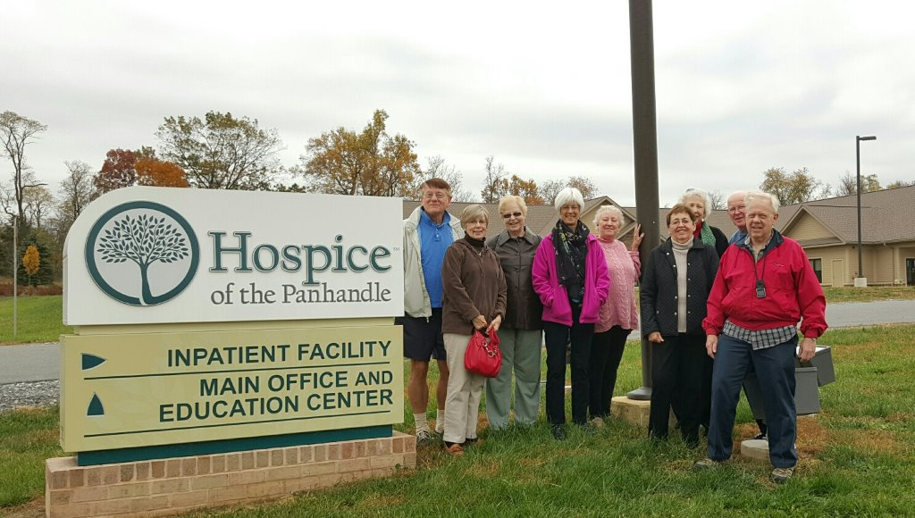 SAIL Visits Hospice of the Panhandle