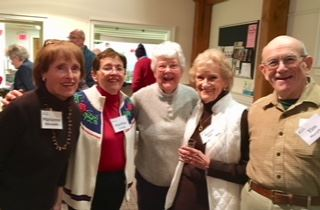 Marianne, Martha, Elinor, Norma, and Tim