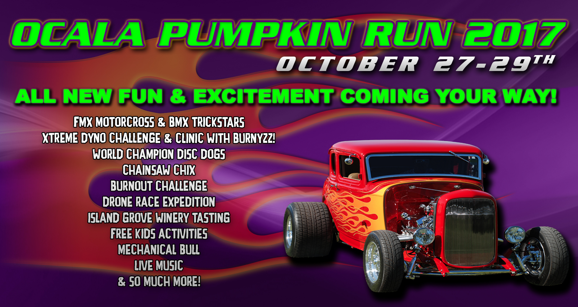 OCALA PUMPKIN RUN 2017