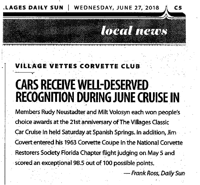 Rudy & Milt 06-2018 Daily Sun Article.png