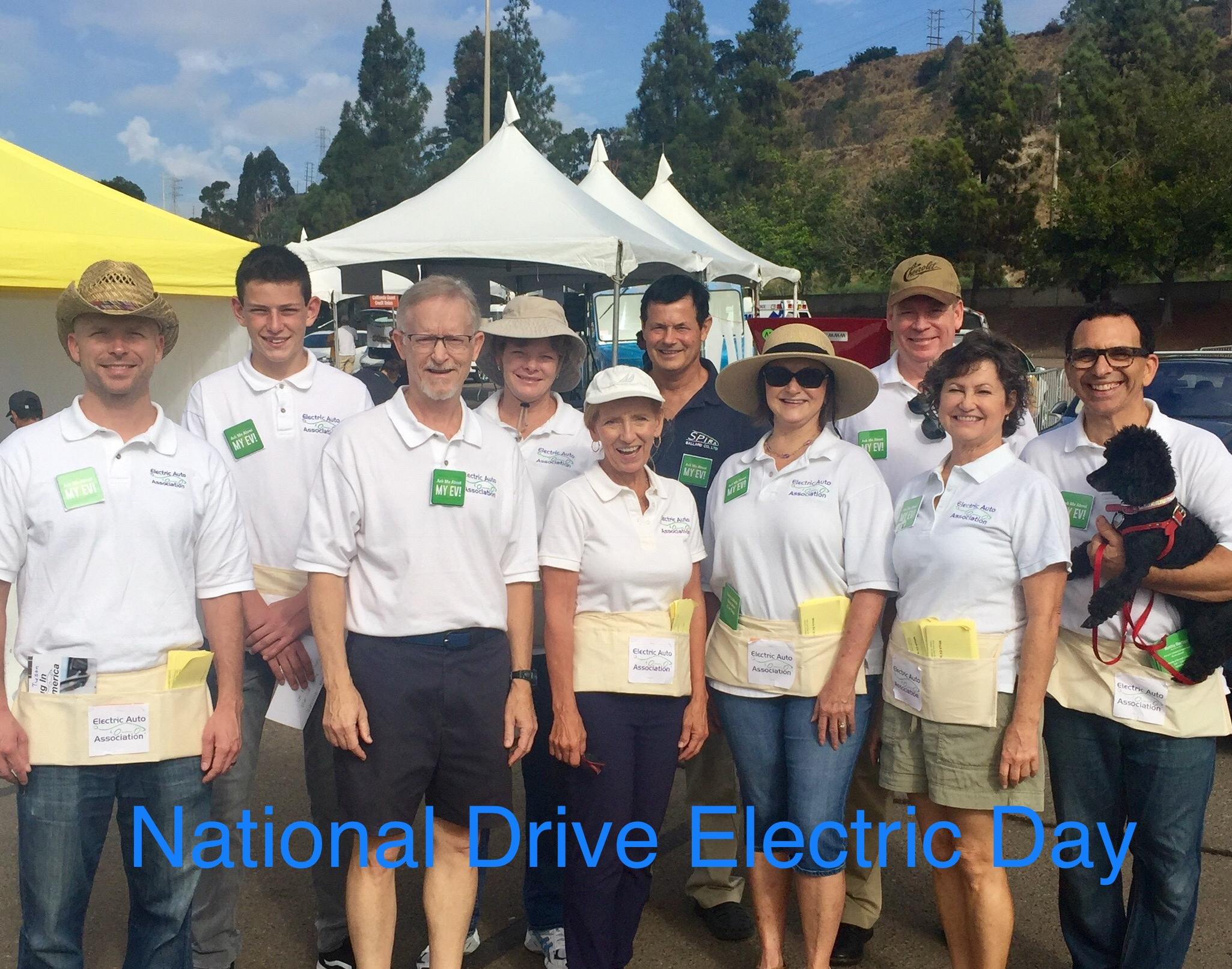 EVAoSD National Drive Electric Day