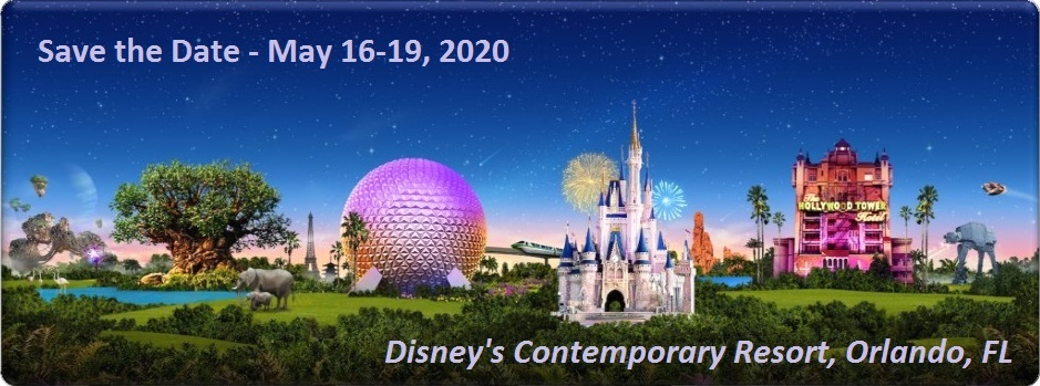 WDW Castle Save Date 2