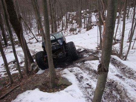 The 2011 MEB Snow Run at Rausch Creek Park in Tremont,PA   Saturday Febuary 19 2011