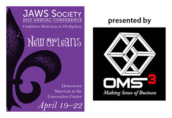 2015 Annual Conference presented by OMS3