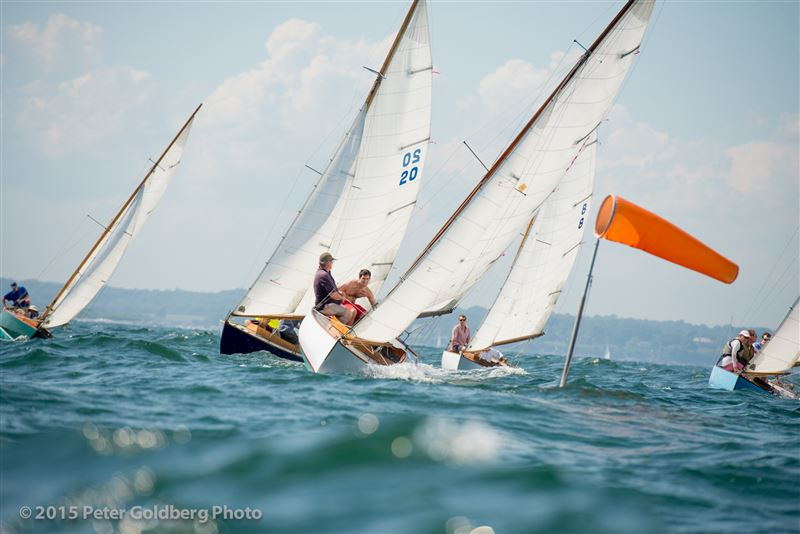 3rd Alden Race 8/1/15(5 boats)