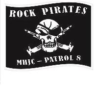 Patrol 8: Rock Pirates