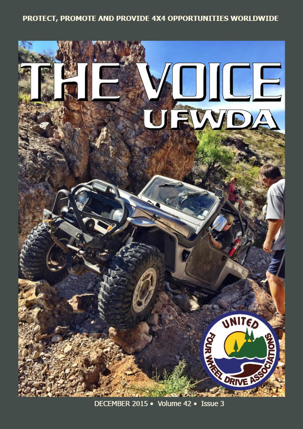 The Voice UFWDA December 2015