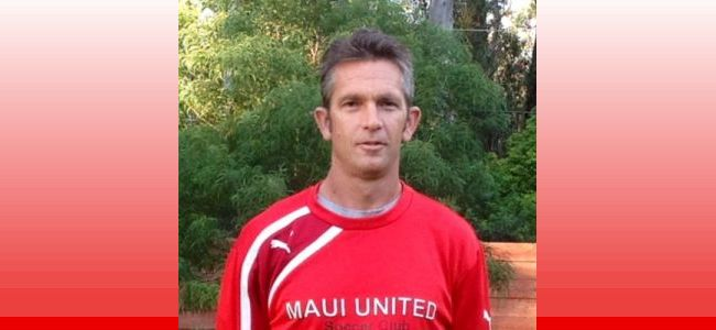 Welcome Coach John Guarin to the Maui United Soccer Club Coaching Staff