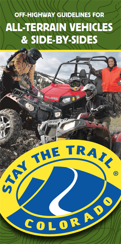 Bulk Off-Highway Guidelines for ATV's & UTV's
