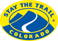 Bulk Stay The Trail Decal - Classic