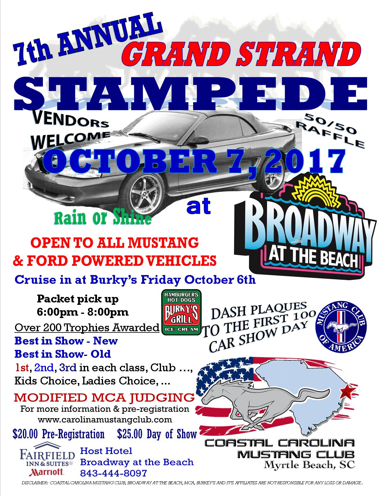 7th Annual Stampede