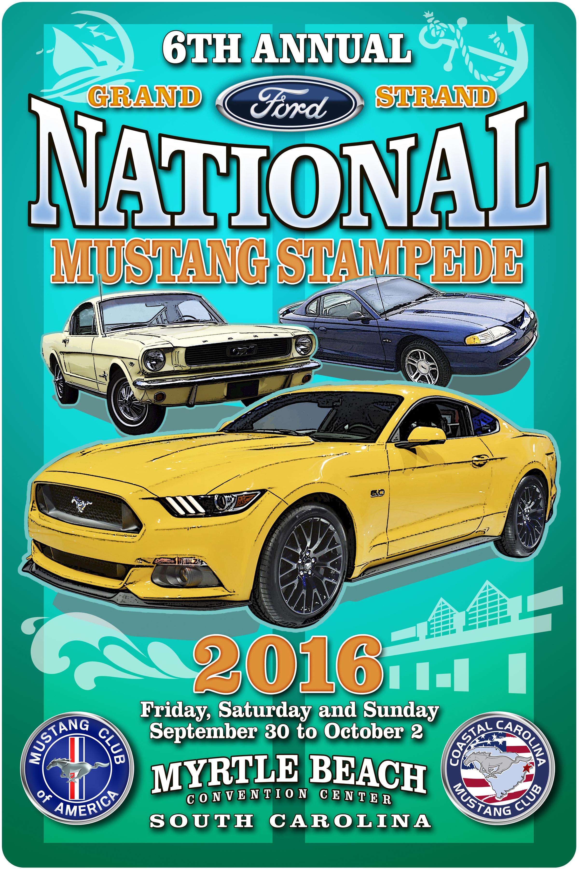Mustang Stampede  Myrtle Beach