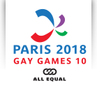 Gay Games Logo Small