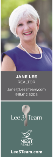 Jane Lee Relator