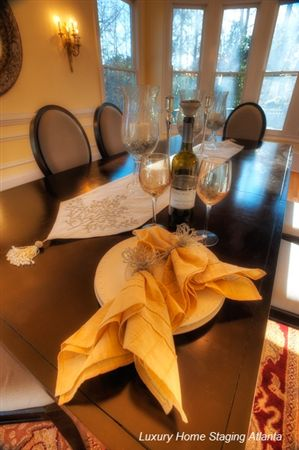 Professional Home Staging Atlanta