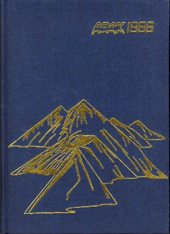 1966 VP-6 Adak Cruise Book