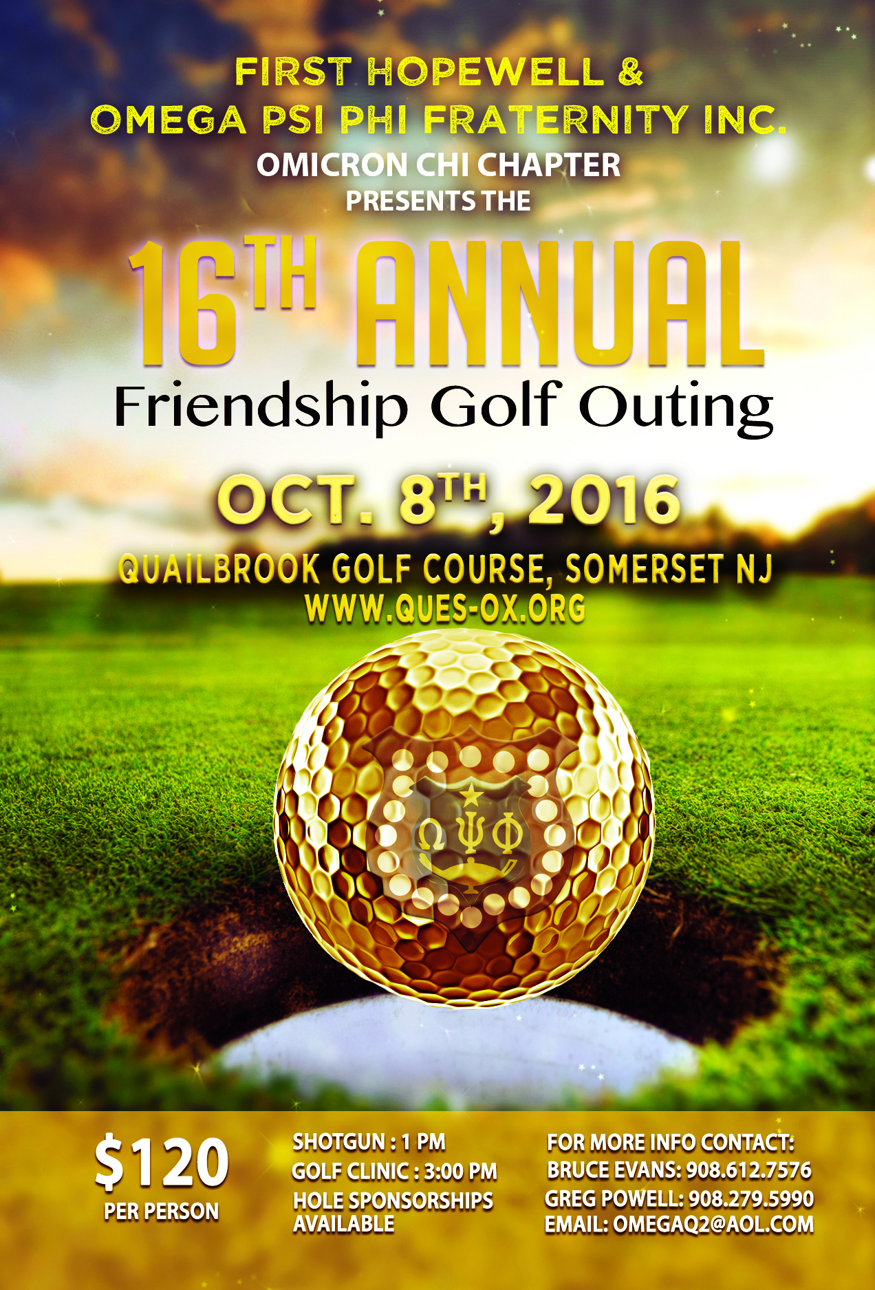2016 Friendship Golf Outing