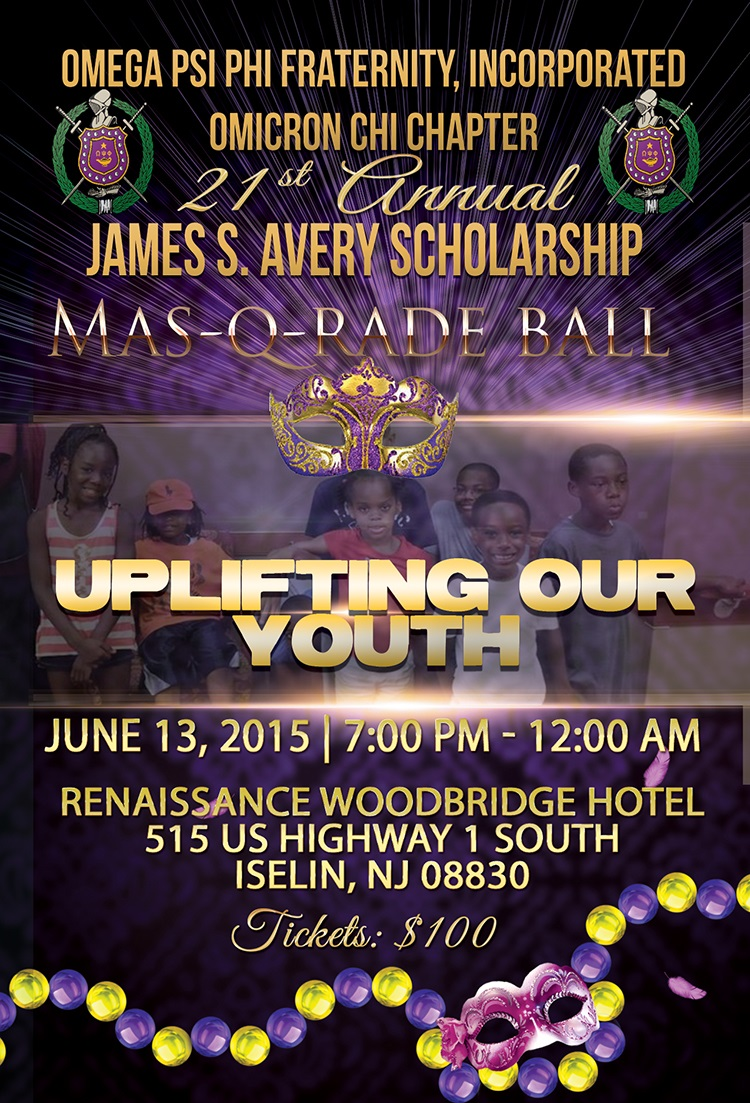 Scholarship Ball FY15