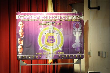 Omega Psi Phi Fraternity, Inc2014 International Candidates ForumHost Chapter: Omicron Chi - Plainfield, NJUnion County CollegeCranford, NJMarch 29, 2014