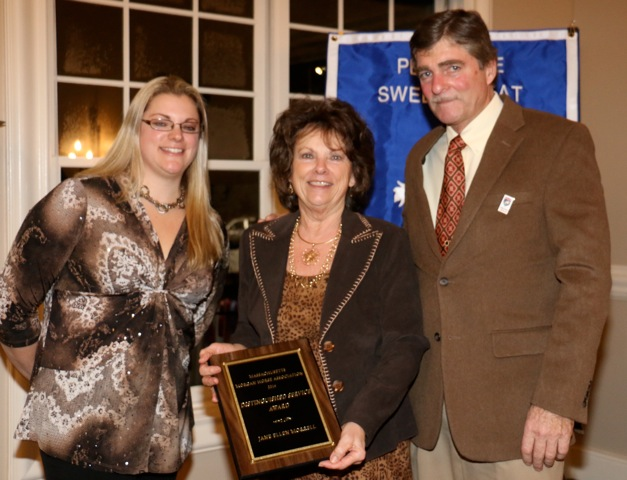 Jane Morrell - Distinguished Service