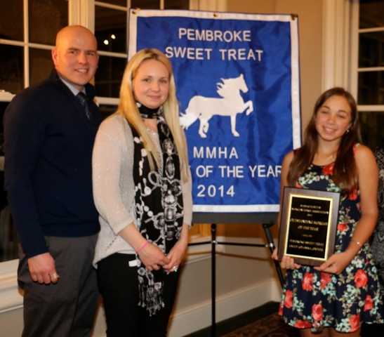 Pembroke Sweet Treat MMHA Horse of the Year